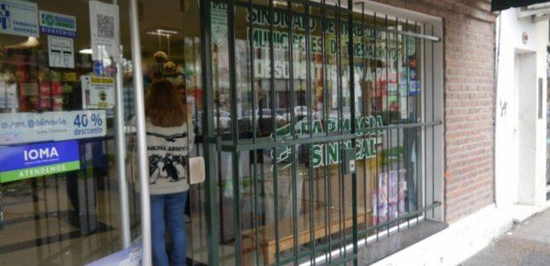 El 31/03/2015 no habrá atención al público en la Farmacia Sindical