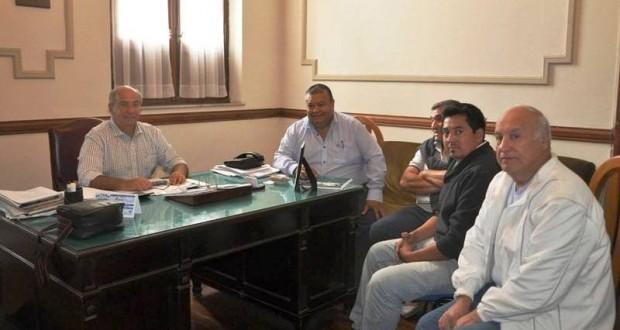 Reunión de paritarios en busca de un acuerdo salarial 2016