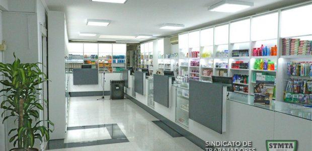 Otra meta cumplida: la farmacia remodelada es una realidad