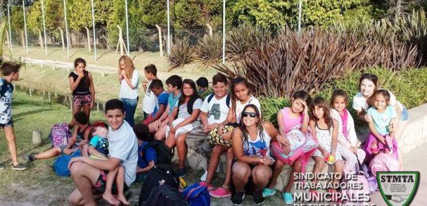 """La Colonia de Vacaciones """"Pibelandia"""" cerró una temporada espectacular."""